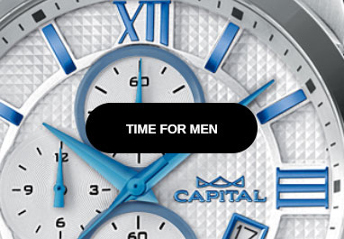 Capital Time For Men
